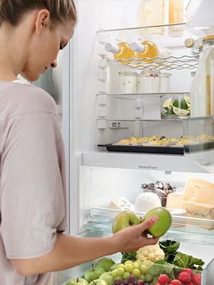 Kühlschrank Lebensmittel