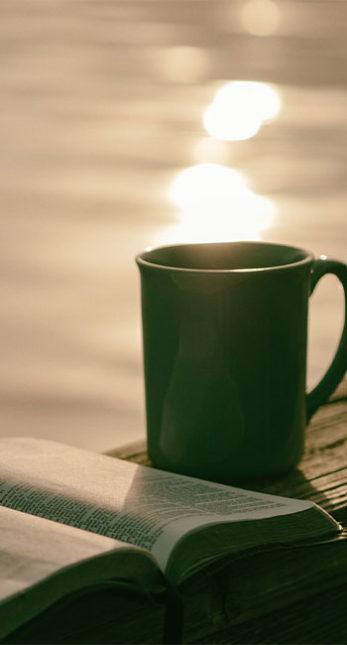 Ein gutes Buch und eine heiße Tasse Tee lenken vom Herbstblues ab.